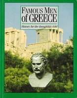 Famous Men of Greece, text & Greenleaf Guide Set