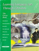 Learning Language Arts Thru Literature 7: Green Teacher Ed