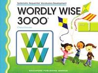 Wordly Wise 3000, Book 1, 3d ed., workbook
