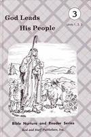 Reading 3: God Leads His People, Units 1, 2, 3; reader