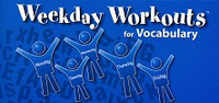 Weekday Workouts for Vocabulary, Level 4