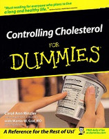 Controlling Cholesterol for Dummies
