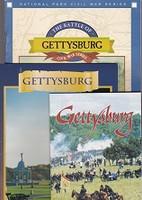 Gettysburg 3 Books Set