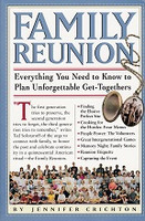 Family Reunion, Everything You Need to Know to Plan