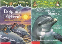 Dolphins at Daybreak & Dolphins and Sharks Research Guide