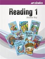 Reading 1, Answer Key