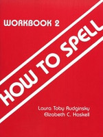 How to Spell, Workbook 2