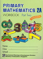 Singapore Primary Mathematics 2A, 3d ed., Part Two workbook