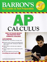 Barron's AP Calculus, 11th ed.