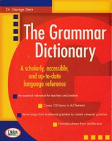 Grammar Dictionary: Scholarly, Accessible, Up-To-Date