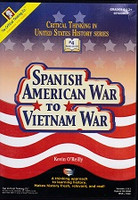Spanish American War to Vietnam War, Book Four on CDRom