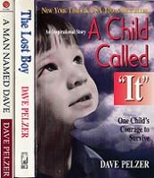 "Child Called ""It"" 3 Books Set"