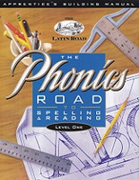 Phonics Road to Spelling & Reading, Level One Set