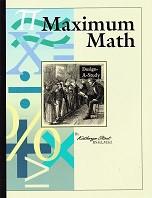 Maximum Math Design-A-Study, revised edition