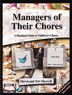 Managers of Their Chores: Practical Guide, Children's Chores