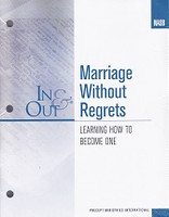 Marriage Without Regrets, In & Out workbook