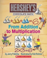 Hershey's Chocolate from Addition to Multiplication Math