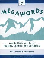 Megawords 7, student