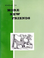 Workbook for More New Friends 3