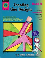 Creating Line Designs, Book 2