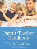 Parent-Teacher Handbook, Volume 2