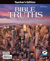 Bible Truths F(12), 3d ed., Teacher Edition