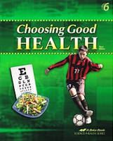 Choosing Good Health 6, 3d ed., text