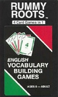 Rummy Roots English Vocabulary Building Card Game