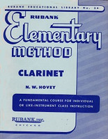 Rubank Elementary Method, Clarinet