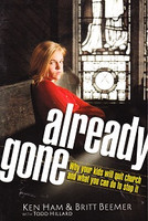 Already Gone: Why kids quit church, you can stop it