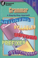 Grammar Step-by-Step Approach, Grade 6, Homework Booklet