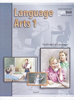 Language Arts 1, LightUnits 103-106, Sunrise 2d ed., Set