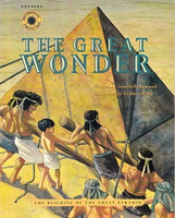 Great Wonder: The Building of the Great Pyramid