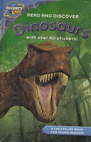 Read and Discover Dinosaurs, Fact-Filled Young Readers Book