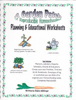 Garden Patch of Reproducible Planning & Educational Workshee