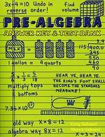 Teaching Textbooks Pre-Algebra, 1st ed., Test Bank Key