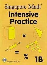 Singapore Math Intensive Practice 1B, workbook