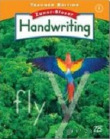 Zaner-Bloser Handwriting Fly, Grade 1 Teacher Edition