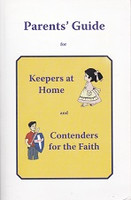 Parents' Guide to Keepers at Home & Contenders for Faith