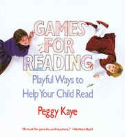 Games for Reading, Playful Ways to Help Your Child Read