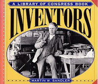 Library of Congress Book: Inventors
