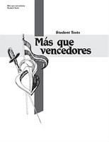 Spanish 2: Mas que vencedores, Tests & Key