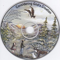 Eagle's Wings: Considering God's Creation, CD