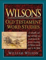 Wilson's Old Testament Word Studies, unabridged edition