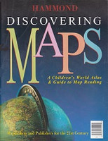 Hammond Discovering Maps: World Atlas, Guide to Map Reading