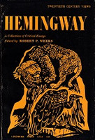Hemingway, a Collection of Critical Essays