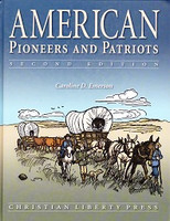 American Pioneers and Patriots 3, 2d ed., reader