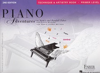 Piano Adventures Technique & Artistry Book, Primer, 2d ed.