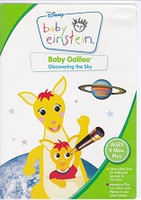 Baby Einstein Baby Galileo, Discovering the Sky Movie
