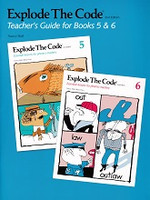 Explode the Code 5 and 6, 2d ed., Teacher Guide